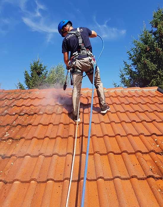 czyszczenie dachów Wrocław